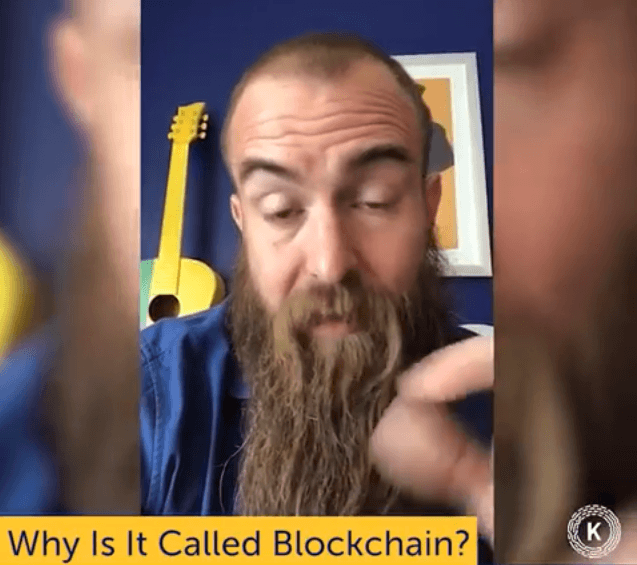 Why Is It Called Blockchain?