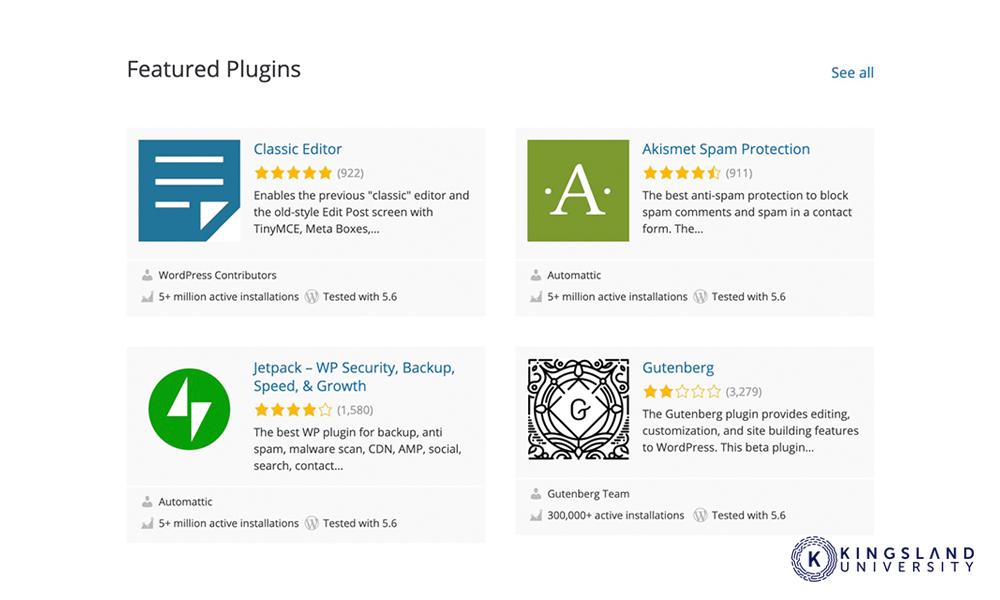 Wordpress Plugin Examples