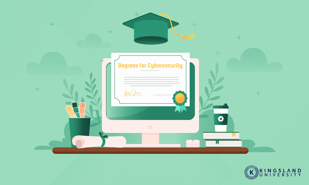 Degrees for Cybersecurity