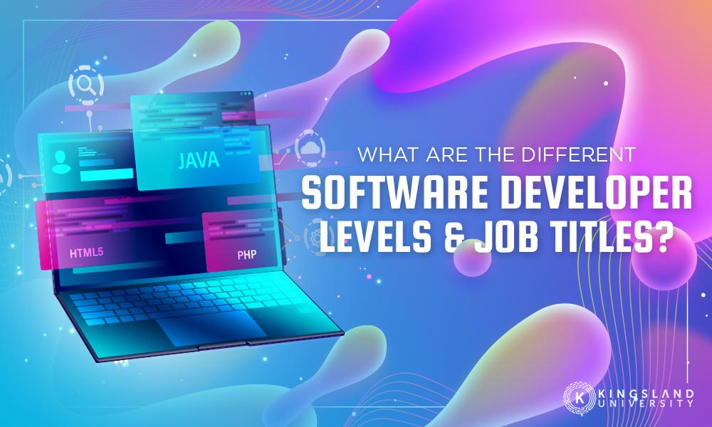 Software Developer Job Titles