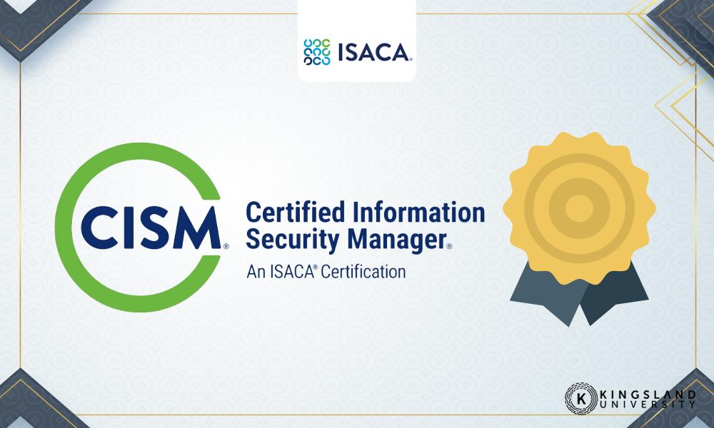 CISM Certification