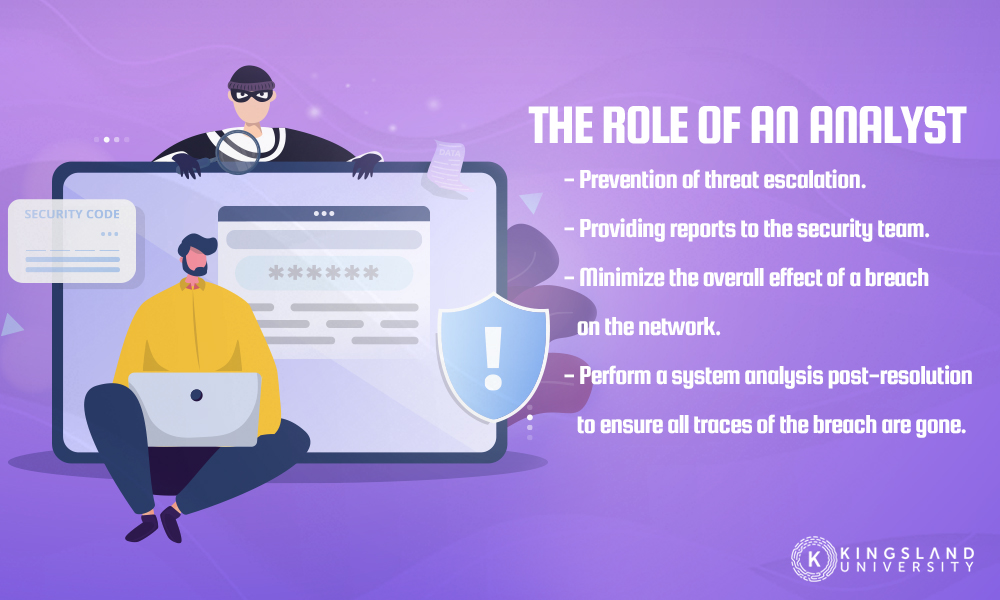 Role of Analyst
