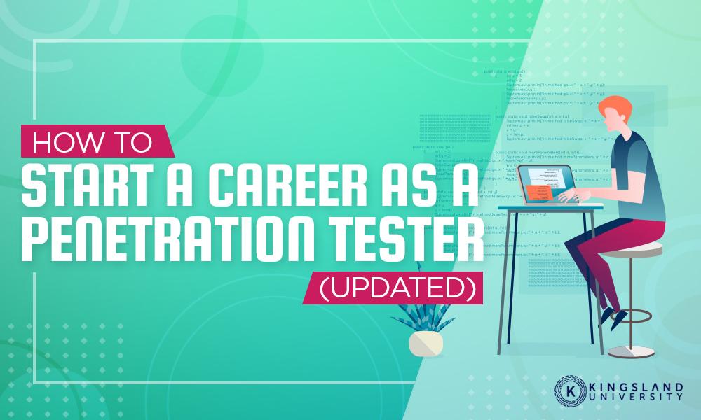 Start Career Penetration Tester