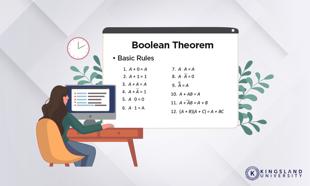 The Boolean Theorem