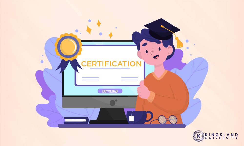 Earning a Certification