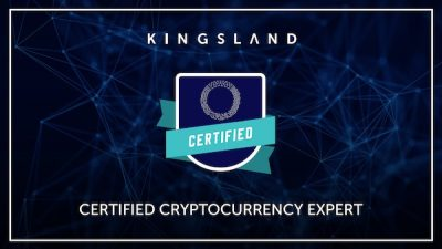 CERTIFIED CRYPTOCURRENCY EXPERT