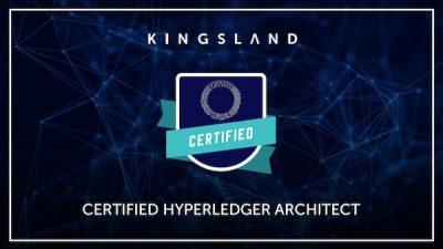 CERTIFIED HYPERLEDGER ARCHITECT