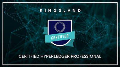 CERTIFIED HYPERLEDGER PROFESSIONAL