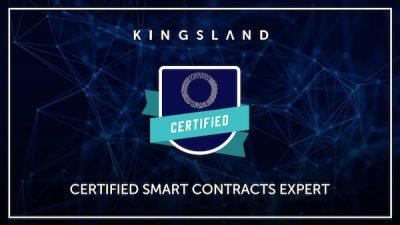CERTIFIED SMART CONTRACTS EXPERT