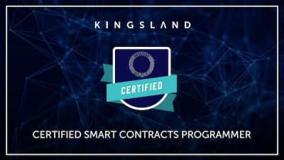 CERTIFIED SMART CONTRACTS PROGRAMMER