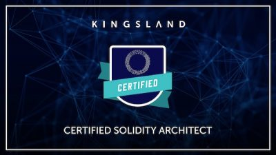 CERTIFIED SOLIDITY ARCHITECT