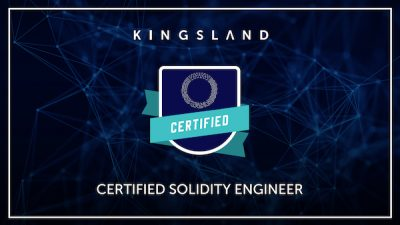 CERTIFIED SOLIDITY ENGINEER