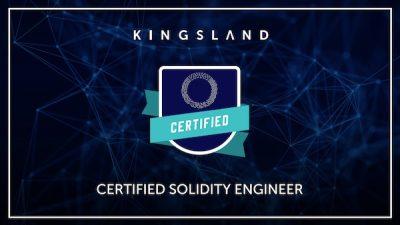 CERTIFIED SOLIDITY ENGINEER