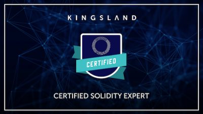 CERTIFIED SOLIDITY EXPERT