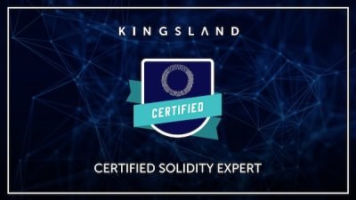 CERTIFIED SOLIDITY EXPERT