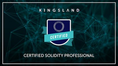 CERTIFIED SOLIDITY PROFESSIONAL